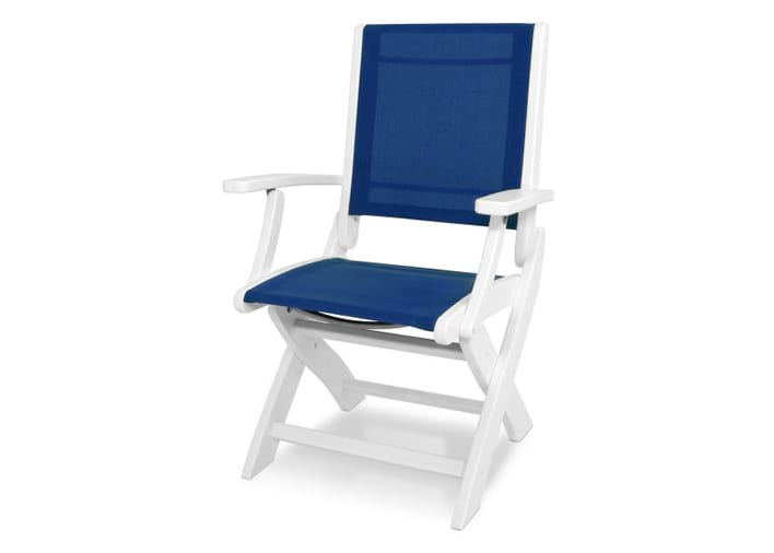 POLYWOOD Coastal Arm Chair