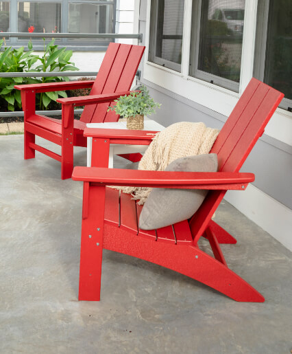 Adirondack Chair Sets Polywood Official Store