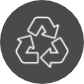 Recyclable icon
